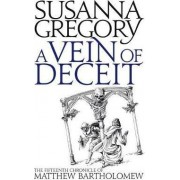 A Vein of Deceit by Susanna Gregory