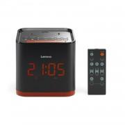 LENCO IPD-4800 Radio-réveil avec dock de charge pour iPod et iPhone