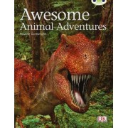 Awesome Animal Adventures: Non-Fiction Lime A/3c by Pauline Cartwright