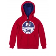 North Sails Hooded Full Zip with Print