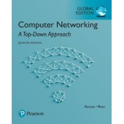 Computer Networking: A Top-Down Approach by James Kurose