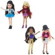 Exclusive Bratz Fashion Stylistz Doll 4-pack - Jade Yasmin Cloe Sasha