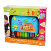 PlayGo 2u1 telefon i klavir