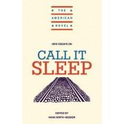 New Essays on Call It Sleep by Hana Wirth-Nesher