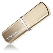 Transcend TS64GJF820G JetFlash 64Gb Usb Flash Drive - Gold