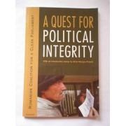 A Quest For Political Integrity - Alina Mungiu-pippidi