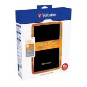 Verbatim 500GB 2.5 USB 3.0 Black