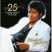 Michael Jackson - Thriller 25th Anniversary Edition (0886973456620) (1 CD)