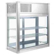 Vitrina refrigerada frigorífica sobremostrador 160 litros Polar GH463