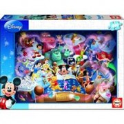 Puzzle Visul Lui Mickey Mouse 1000 Piese