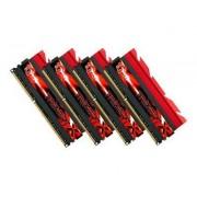 G.Skill TridentX Series - DDR3 - 16 Go : 4 x 4 Go - DIMM 240 broches - 2666 MHz / PC3-21300 - CL11 - 1.65 V - mémoire sans tampon - non ECC