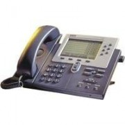 Cisco Systems IP PHONE 7960G Teléfono (2 MB, Ethernet network, LCD, 1.6 g, 266.7 x 152.4 x 203.2 mm, 48 VDC)