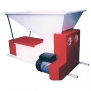 Zdrobitor-desciorchinator electric ENO 3/M Smalto, 750 W, 1000-1200 kg/h, vopsit