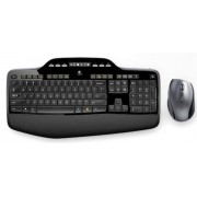 Kit Tastatura Logitech si Mouse Wireless MK710
