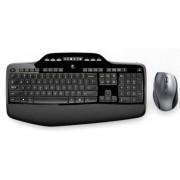 Kit Tastatura Logitech si Mouse Wireless MK710