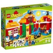 Lego Klocki LEGO Duplo Duża farma 10525
