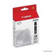 CANON PGI-29LGY Light Grey Ink Cartridge (BS4872B001AA)