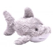 Wild Republic Hug Ems Shark Plush Toy