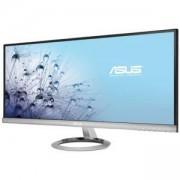 Монитор Asus MX299Q, 29 инча(21:9) WLED AH-IPS, Non-glare, 5ms GTG, 1000:1, 80000000:1 DFC, 300cd, 2560x1080, 100% sRGB, 90LM0080-B01170