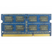 Memorie notebook DDR3 2 GB 1066 MHz Elpida - second hand