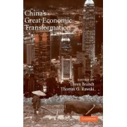 China's Great Economic Transformation by Loren Brandt