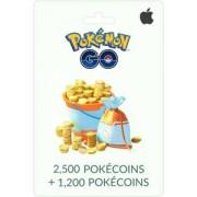 Apple 2500 + 1200 Pokécoins - iPhone NL