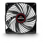 Enermax UCTA18A-BL Ventola per Cassa per PC da 18 cm, Blu