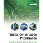 Spatial Conservation Prioritization by Atte Moilanen