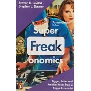 Superfreakonomics by Steven D. Levitt