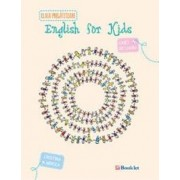 English For Kids Caiet Clasa Pregatitoare - Cristina Mircea