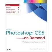 Adobe Photoshop CS5 on Demand by Steve Johnson
