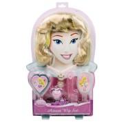 Set peruca si accesorii Disney printesa Aurora