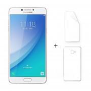 "Samsung Galaxy C7 Pro C7010 5.7 ""'16MP 4G RAM 64G ROM Dual Sim Rosado + Protector De Pantalla + Estuche"