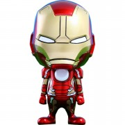 Hot Toys Marvel Avengers Age of Ultron Iron Man MKXLII Collectible Cosbaby Action Figure