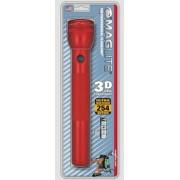 Maglite 3D flashlight (red)