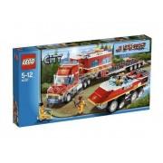 Lego City Brandweer Commando Truck