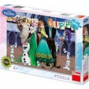 Puzzle - Frozen - Aniversarea 300 piese XL