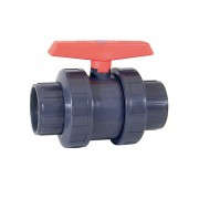 "Válvula de bola PVC PN10 Cepex roscar - 1½"""