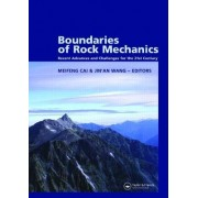 Boundaries of Rock Mechanics by Meifeng Cai