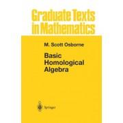 Basic Homological Algebra by M. Scott Osborne