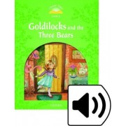 Classic Tales Second Edition: Level 3: Goldilocks and the Three Bears e-Book & Audio Pack