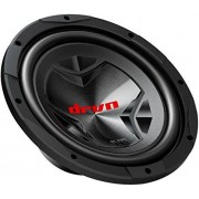 JVC CW-DR120 Subwoofer para coche (Pasivo, 25 2500 Hz, Acrilonitrilo butadieno estireno (ABS), SPCC, Pressed paper, Terminal)