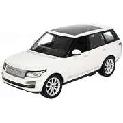 Jamara 404530 - Range Rover 2013 Veicolo, Scala 1:14, 27 Mhz, Bianco