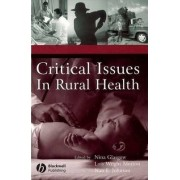 Critica Issue Rural Health by Nina Glasgow