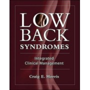 Low Back Syndromes by Craig E. Morris