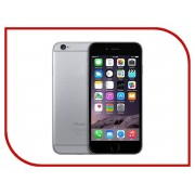 Сотовый телефон APPLE iPhone 6 - 32Gb Space Gray MQ3D2RU/A