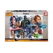 Star Wars puzzle 3000 db-os