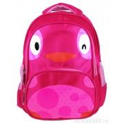 Dětský batoh L12001 růžové kuřátko