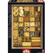 Puzzles Educa - Puzzle Pasta Basta III, 1000 piezas (16285)