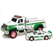 2011 Hess Flatbed Toy Truck and Race Car by Hess